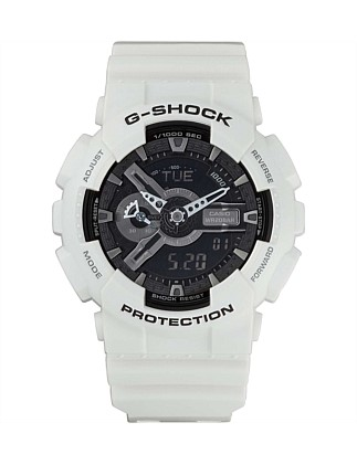 G-Shock Garish White Series Duo Watch