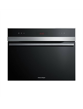 Fisher & Paykel OS60NDTX1 60cm Built In Steam Oven