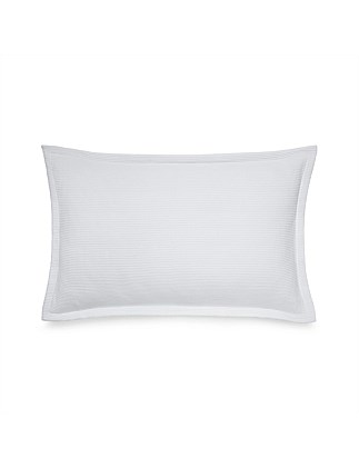 Aiden White Standard Pillow Case 50x75cm