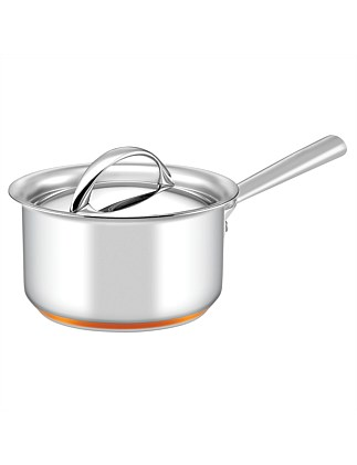 Per Vita 16cm Covered Saucepan