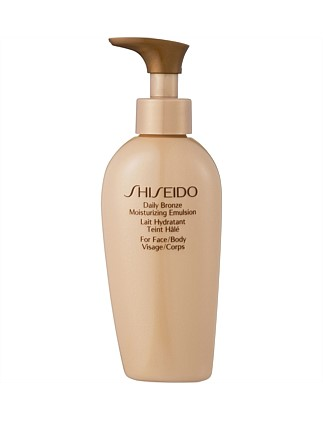 Daily Bronzing Moisturizing Emulsion 150ml