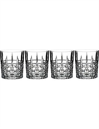 Marquis by Waterford Brady DOF Set of 4