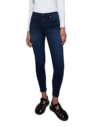 Cult Ankle High Rise Jeans