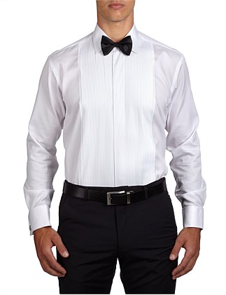 Alexander Classic Fit Dinner Shirt - Pure Cotton