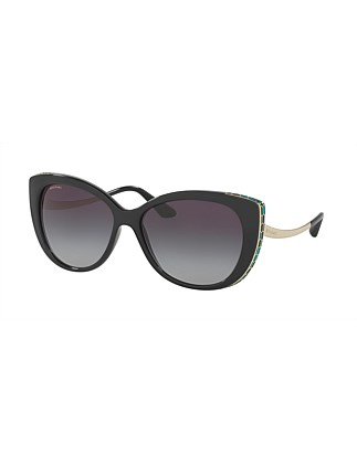 0252bf2750 0bv8178 Cat Eye Sunglasses
