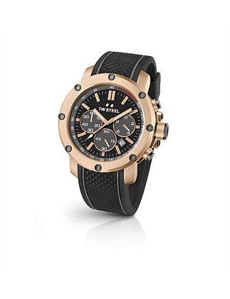 48mm Chrono Rose Gold Pvd Case