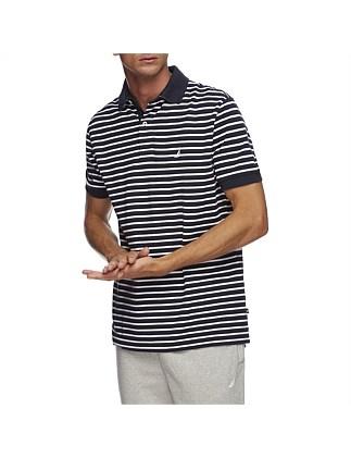 c84fbc84299f Short Sleeve Stripe Polo ...