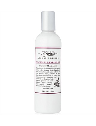 Patchouli & Rose Body Lotion 250ml