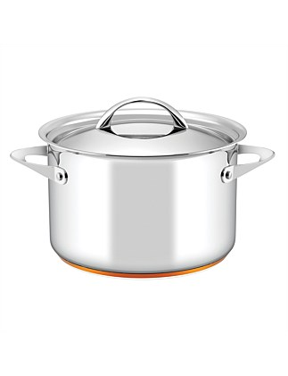 Per Vita 7.1L Covered Stockpot