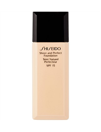 Sheer & Perfect Foundation