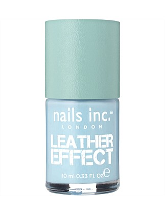 Nail Lacquer - Leather Effects