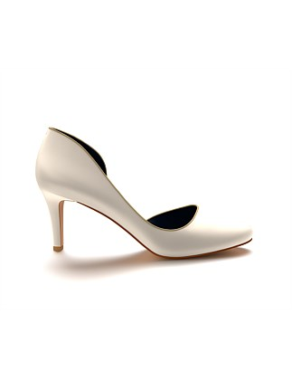 8f639f6aa1c Round Toe D Orsay with Trim. Shoes of Prey