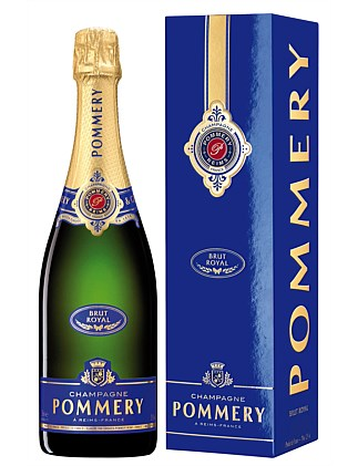 Pommery Brut Royal NV in Gift Box