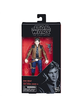 "Star Wars Black Series 6"" Figu"