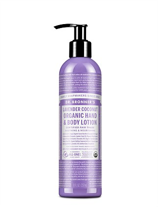 Hand & Body Lotion 236ml - Lavender/Coconut