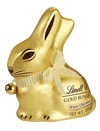 Gold Bunny White 100g