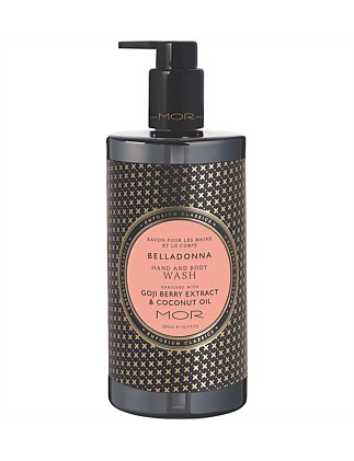 Hand & Body Wash 500ml Belladonna