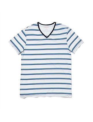 Alfie 4 White Men'S S/S V/N T-Shirt