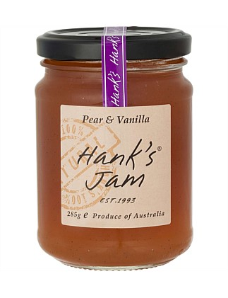 Pear And Vanilla Jam 285g