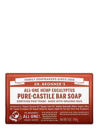 Bar Soap 140g - Eucalyptus