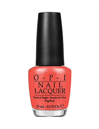 Nail Lacquer - Oranges
