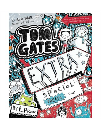 Extra Special Treats - Tom Gates Book 6