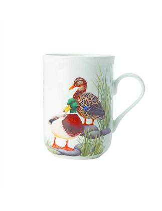 Birds Of The World Mug  Ducks