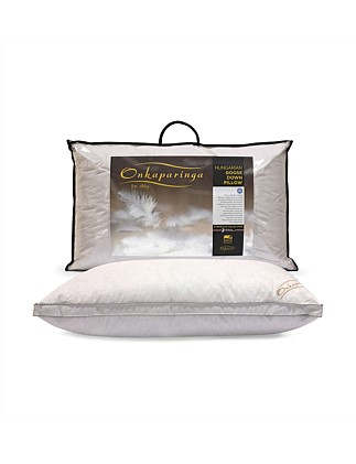 European Collection Goose Down Pillow