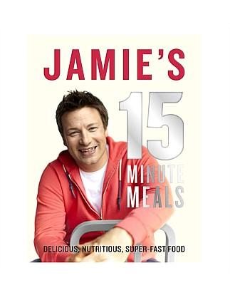 Penguin Jamies 15 Minute Meals