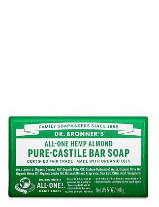 Bar Soap 140g - Almond