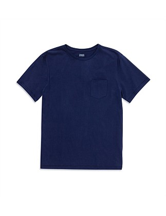 Sleep Tee Crew Neck With Pocket
