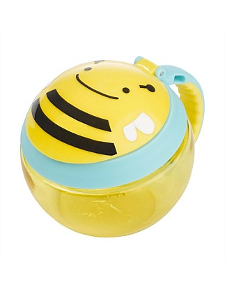 Brrokly Bee Zoo Snack Cup