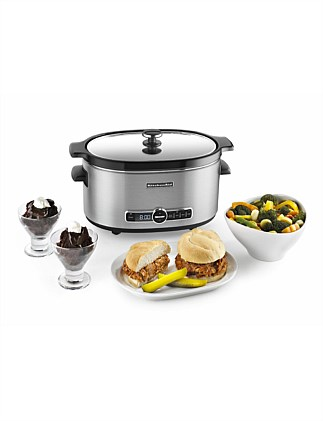 KSC6222 Stainless Slow Cooker