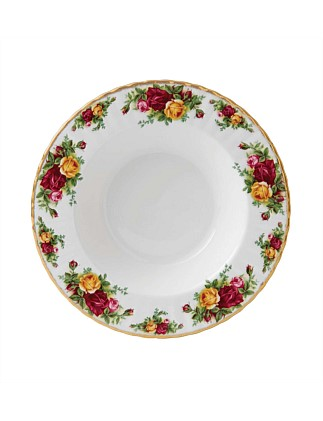 Old Country Roses Tableware Rim Soup 21cm