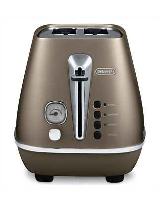 Distinta 2-Slice Toaster in Bronze CTI2003BZ