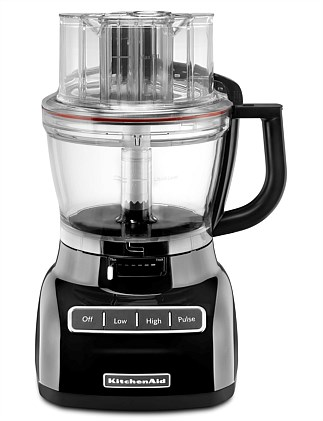 KFP1333 Artisan Exact Slice Food Processor Onyx Black
