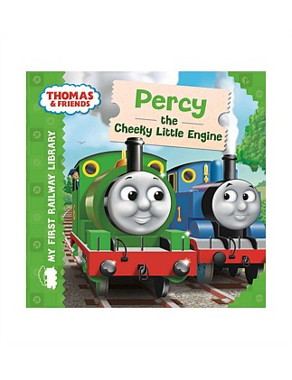 Thomas & Friends - Percy the Cheeky Little Engine