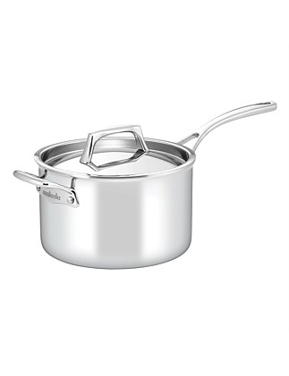 Per Sempre 20cm/3.8l Covered Saucepan with Helper Handle
