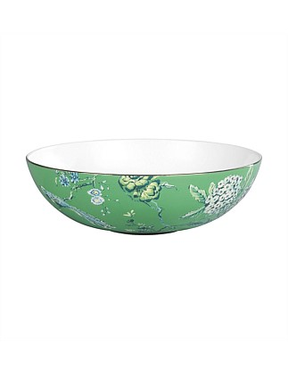 Jasper Conran at Wedgwood Chinoiserie Green Serving Bowl
