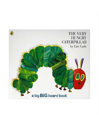Hungry Caterpiller Board Book