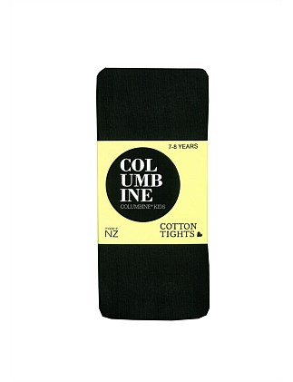 Columbine Cotton Tights
