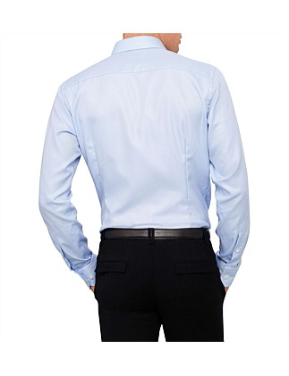 Harrogate Twill Slim Shirt