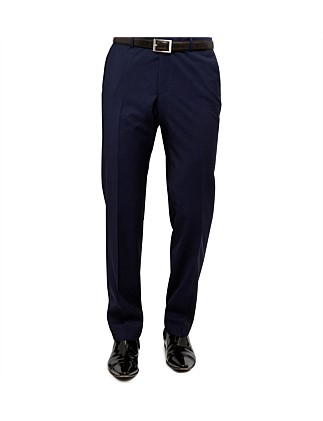 C-Genius S Wool Plain Trouser