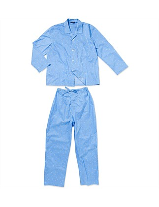 Featherweight Long Pyjama Set