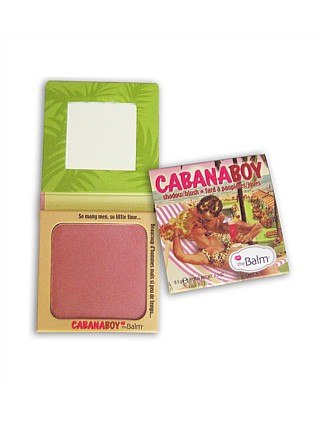 Cabana Boy Shadow and Blush