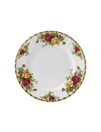 Old Country Roses Tableware Plate 16cm