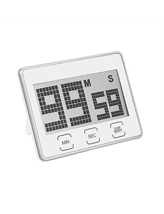 Digital Touch Button Timer