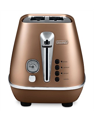 Distinta 2-Slice Toaster in Copper CTI2003CP