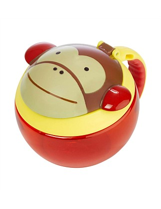 Marshall Monkey Zoo Snack Cup