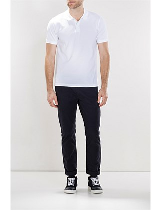 Cotton Pique Classic Fit Polo Shirt